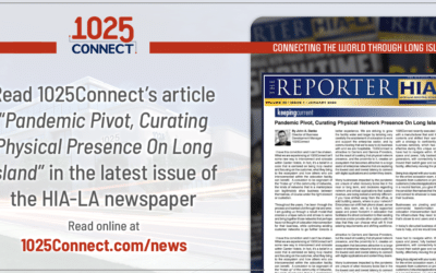 1025Connect featured in January issue of Hauppauge Industrial Association of Long Island (HIA-LI) newspaper